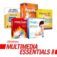 OfficeWork Multimedia Essentials Software (Multimedia Software)