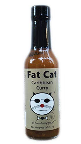 Fat Cat - Caribbean Curry Hot Sauce sold by Fat Cat Gourmet Foods