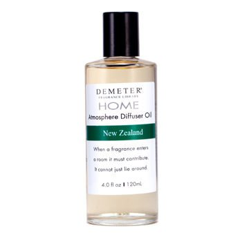 Demeter Fragrance Library Diffuser Oil, New Zealand, 4oz.
