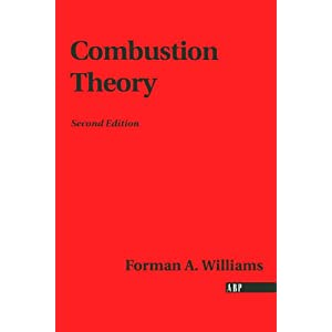 Combustion Theory Forman A. Williams
