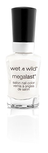wet n wild Megalast Nail Color, Break the Ice, 0.45 Fluid Ounce