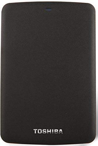 Toshiba Canvio Basics 1TB USB 3.0 External Hard Drive product image