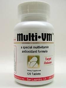Intensive Nutrition - Multi•Vm™ 120 Tabs ()