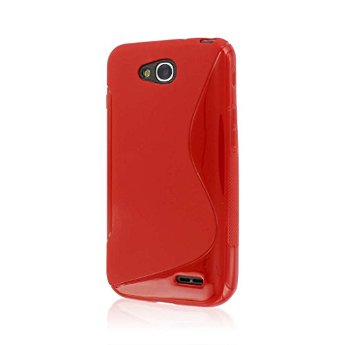EMPIRE MPERO [Flex S] LG Optimus L90 Case, Slim Fit Protective Flexible Shell Cover, - A Lg For L90 Case