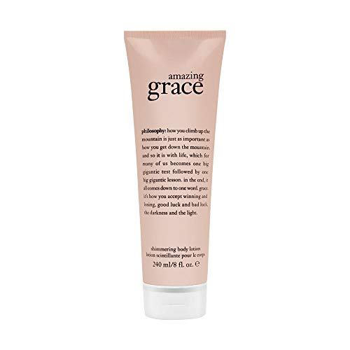 Philosophy Amazing Grace Shimmering Body Lotion By Philosoph