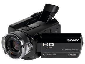 Sony HDR-SR8 100GB Hard Drive Digital Camcorder
