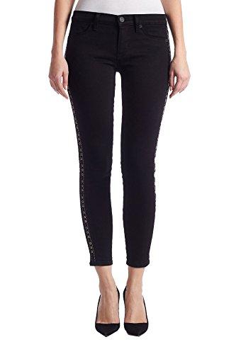 Hudson Women's Luna Super Skinny Ankle Jeans (27, Black) by Hudson Jeans