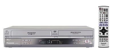 Panasonic DMR-E75VS Progressive-Scan DVD Recorder/VCR Combo from Panasonic