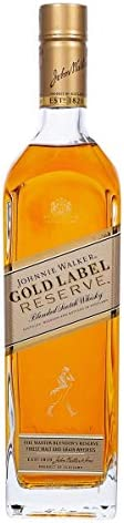 Whisky Johnnie Walker Gold Label Reserve, 750ml