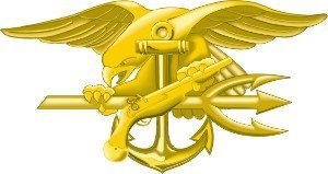 US Navy Seal Team Trident Decal Sticker 3.8
