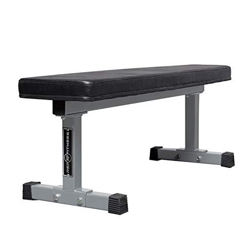 Rep Flat Bench – FB-3000 – Silver