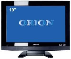 Orion TV 19PL110D - Televisión HD, Pantalla LCD 19 pulgadas: Amazon.es: Electrónica