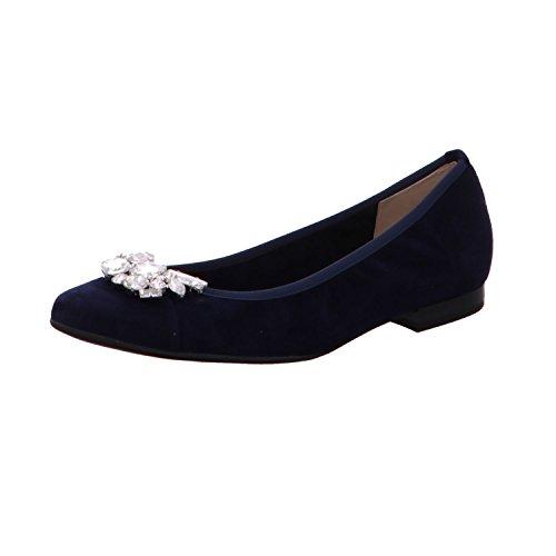 Peter Kaiser Women's Loafer Flats Blue arL6K8T