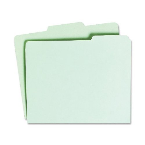Skilcraft Blank Pressboard Card Guides (NSN9886515)