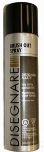 Indola Disegnare Brush Out Hairspray 10.5 oz. Lot of (Brush Out Spray)