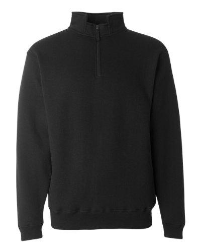 Heavyweight 1/4 Zip Sweatshirt - 2