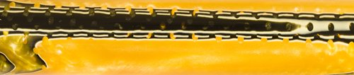 Peachtree Woodworking 3/4 X 3/4 X 5 ACRYLIC PEN BLANK FOOLS GOLD