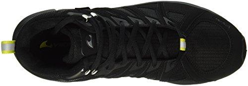 Viking Impulse Mid - Zapatillas de senderismo Hombre Negro - Schwarz (Black/Lime 288)