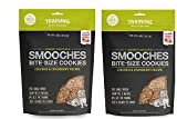 (2 Pack) The Honest Kitchen Smooches: Natural Hand-Baked Grain-Free Chicken & Cranberry Dog Treat Cookies, 12 Ounces each For Sale