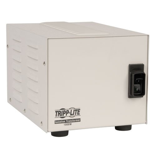 Tripp Lite IS1000HG Isolation Transformer 1000W Medical Surge 120V 4 Outlet TAA GSA by Tripp Lite
