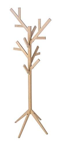 Kleiderständer Holz kleiderständer holz form baum daiki 60 x 169 cm amazon de küche