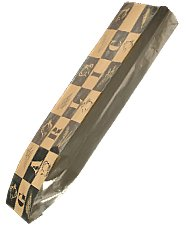 EcoCraft Foil Garlic Bread Bag LG Artisan Design (Case of 500)