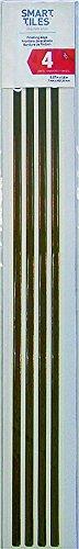 QUINCO SE1077-4 TILE EDGE AMBRA 18IN - Ambra Tile