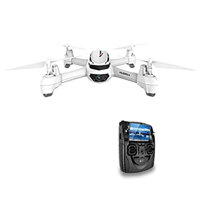 Hubsan X4 H502S 5.8G FPV Mode Switch With 720P HD Camera GPS Altitude Mode RC Quadcopter RTF by Hubsan Tech