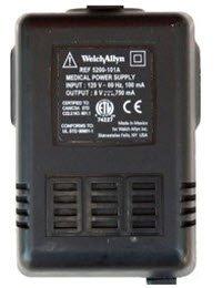 Welch Allyn 5200-101A Spot Vital Signs Transformer, 120 VAC, 8 VDC, 60 Hz (Signs Equipment Vital)
