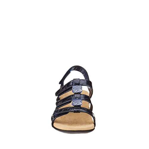 Vionic Womens 44 Amber Synthetic Sandals Azul - azul marino