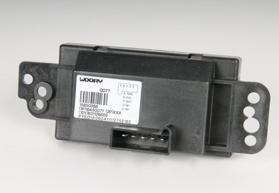 - ACDelco 15-81727 GM Original Equipment Heating and Air Conditioning Blower Control Module