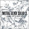 メタルギア ソリッド2 サンズ・オブ・リバティ ― オリジナル・サウンドトラック