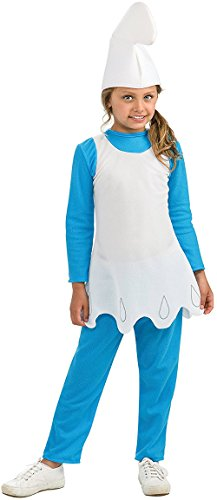 Rubie's Costume Smurfs: The Lost Village Child's Smurfette Costume, Multicolor, (Village Girl Costume)