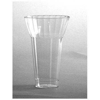 Classic Parfait Clear Rigid Plastic Parfait Cup, 12 Ounce (240-Count) (Classic Cup)