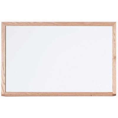 Wall Mounted Whiteboard Size: 2' H x 3' W