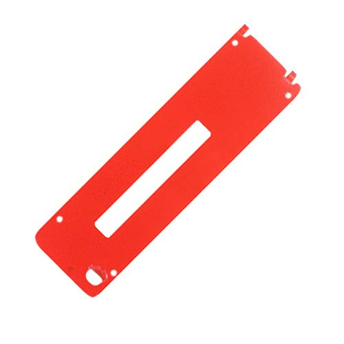 - Porter Cable OEM 5140160-29 Replacement Table Saw dado Throat Plate PCB222TS
