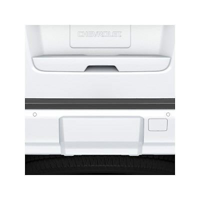 White Hitch Cover - 2015 Suburban, Tahoe SUMMIT WHITE Trailer Hitch Closeout 23139223