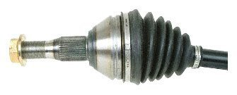 Assembly Buick Riviera Axle (Cardone Select 66-1255 New CV Axle (Drive Axle))