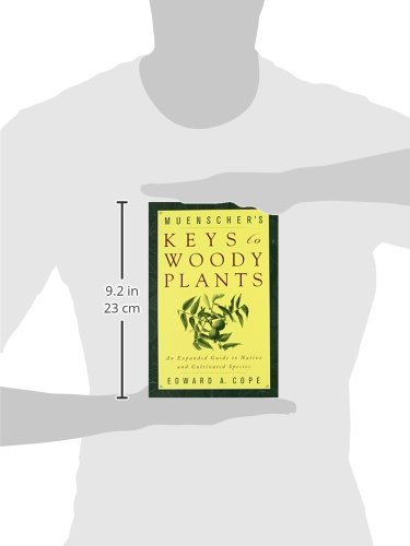 Muenscher's Keys to Woody Plants download pdf
