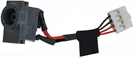 Original DC power jack cable for SAMSUNG NP530U4B NP530U4B-A01US NP5304B-A02US