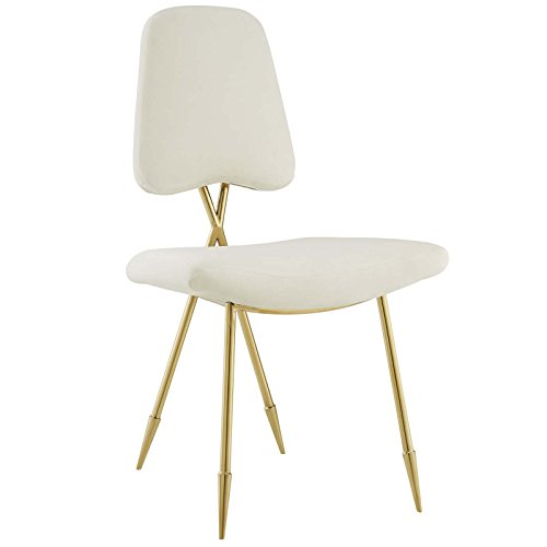 Best Clear Acrylic Chair With Gold Legs January 2020