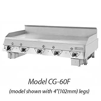 Amazon.com: Garland (cg-48 F Plancha de Master Series ...