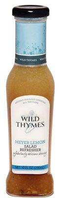 Wild Thymes Meyer Lemon Salad Refresher