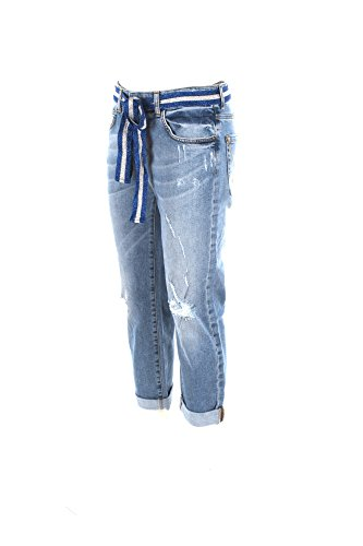 Kaos Estate 30 Primavera Denim Donna Jeans Kp6dc009 2018 pwaSY