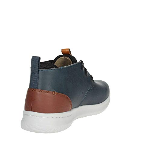 Men's Clenton Nvy Boot Chelsea Skechers Delson wYPnUxUqE