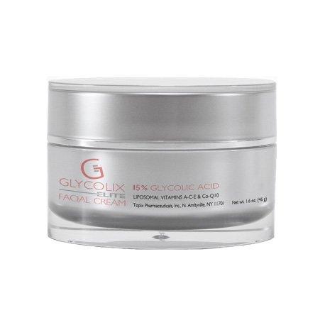 Topix Pharm Glycolix Elite Facial Cream, 15 Percent, 1.6 Fluid Ounce - Glycolix Elite Facial Cream