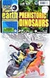 : Planet Earth Prehistoric Dinosaurs: 12 Piece Set of 2 to 4 inch Dino and Mammal Figures