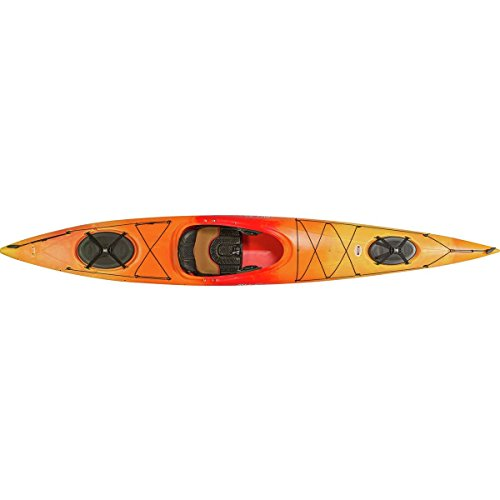 Old Town Castine 140 Touring Kayak (Sunrise, 14 Feet)