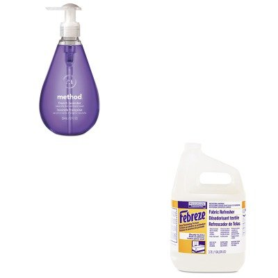 KITMTH00031PAG33032CT - Value Kit - Febreze Fabric Refresher amp;amp; Odor Eliminator (PAG33032CT) and Method Hand Wash (MTH00031)