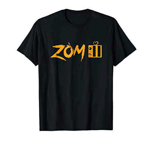 Zom Bee Shirt Zombie Adult Beekeeper Halloween Costume]()